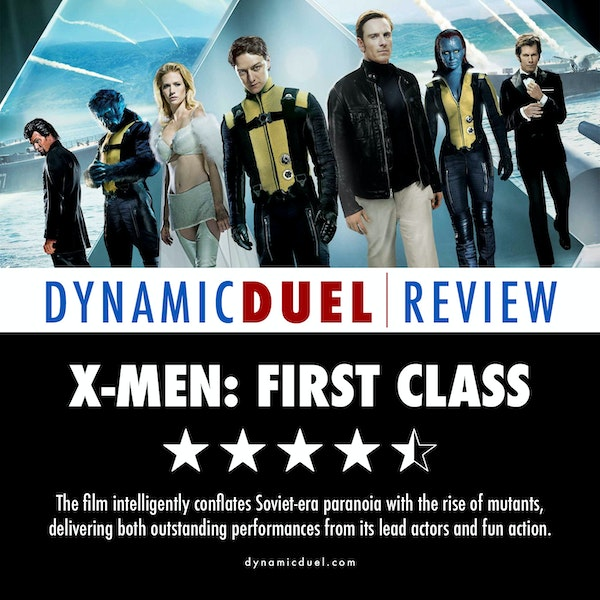 X-Men: First Class Review Image