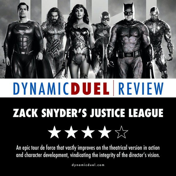 Zack Snyder's Justice League Review Image