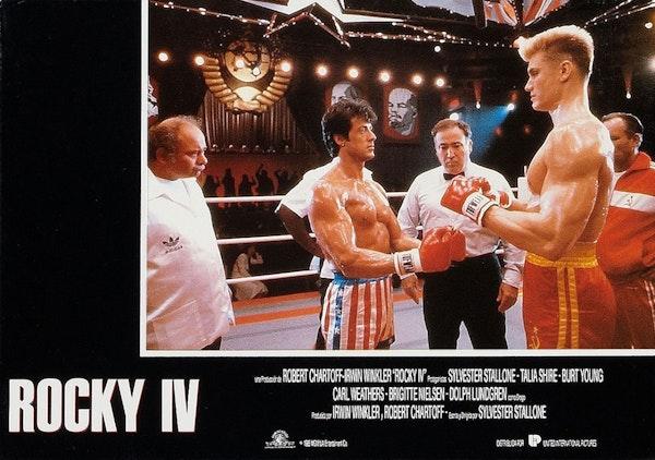 Rocky IV - Let's Watch It Again