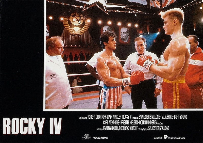 Rocky IV - Let's Watch It Again Podcast