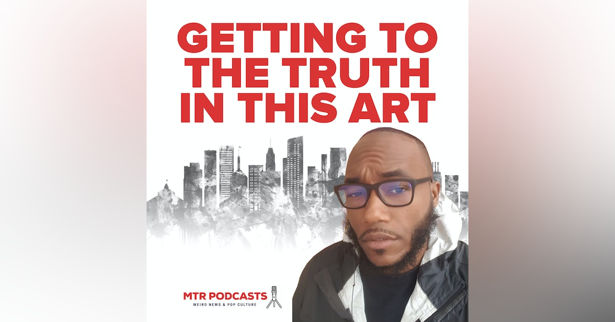 Getting To The Truth In This Art with Jerrill Sankey, The Creative King