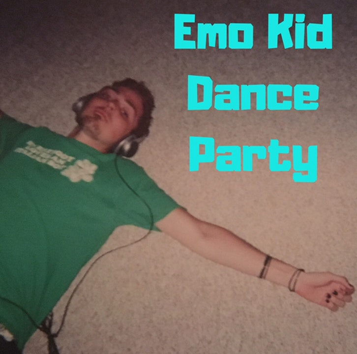 Emo Kid Dance Party - Happy Hallmarks