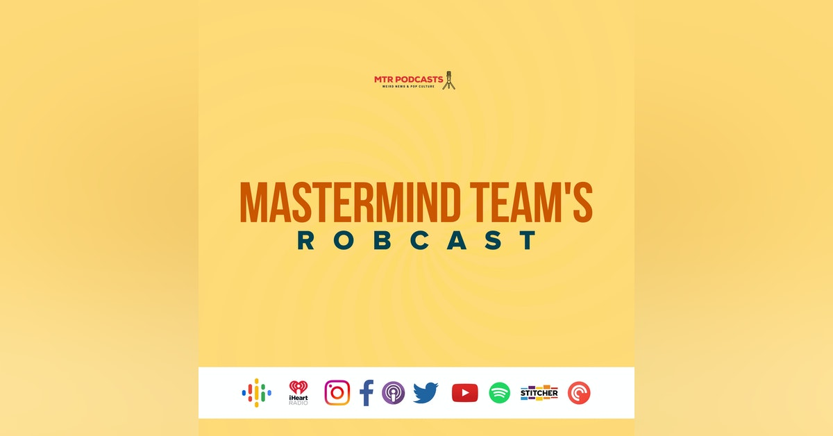 Mastermind Team's Robcast - House Party