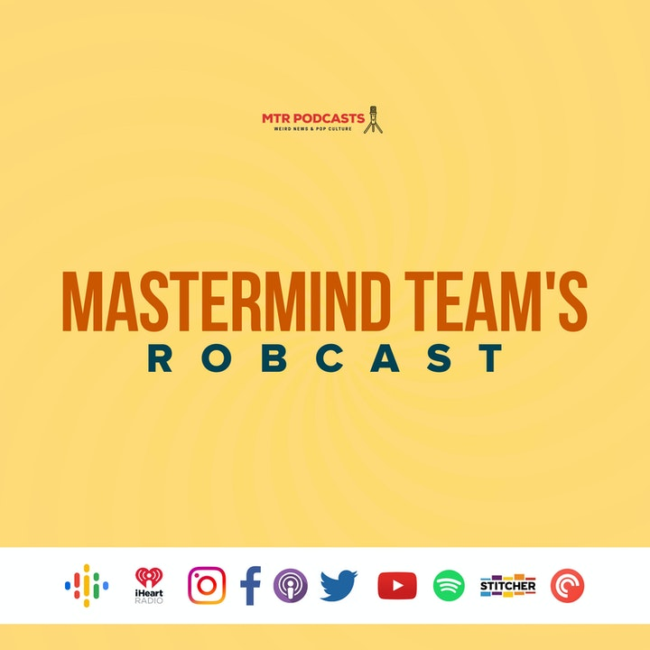 Mastermind Team's Robcast - Ordering From Wokanda