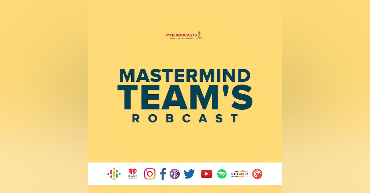Mastermind Team's Robcast - Gucci on Gucci