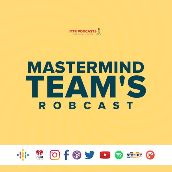 Mastermind Team's Robcast - Black Man Whistling
