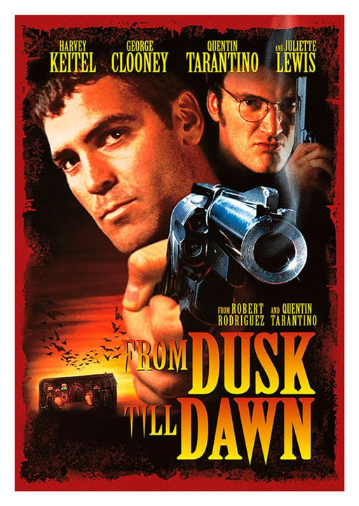 Let's Watch It Again Podcast - From Dusk till Dawn