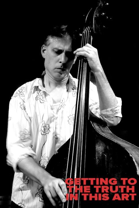 Ian Rashkin of The Baltimore Jazz Alliance