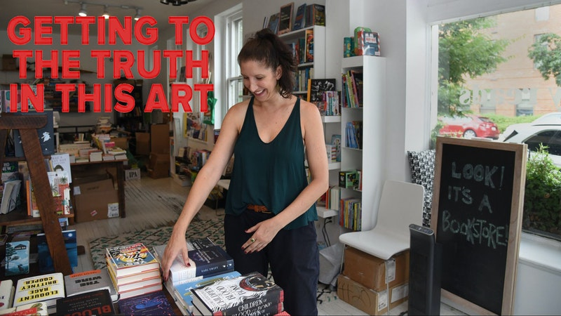 Getting To The Truth In This Art with Greedy Reads
