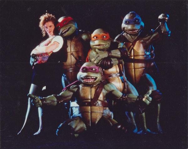 Teenage Mutant Ninja Turtles - Let's Watch It Again Podcast
