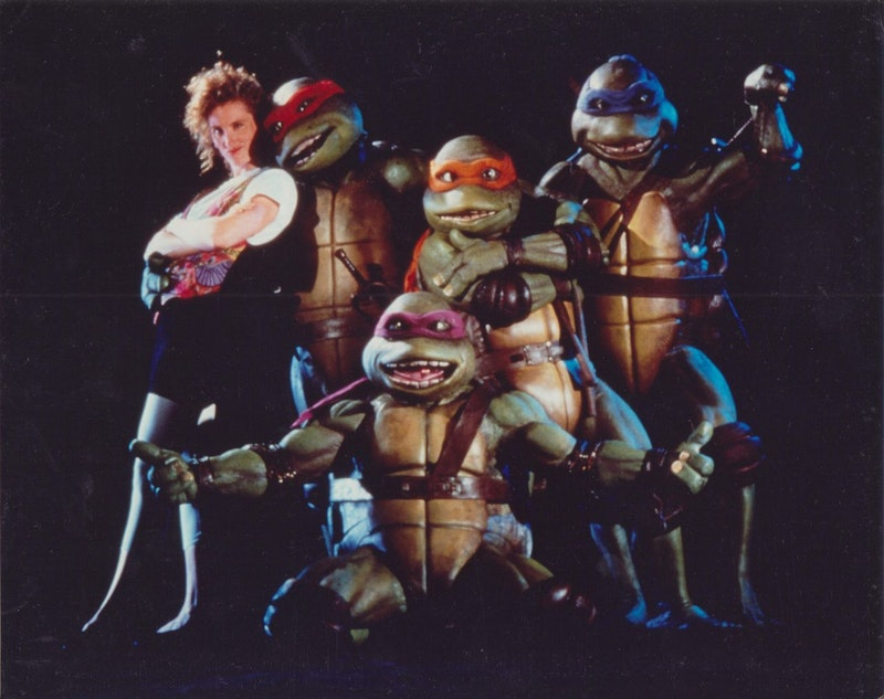 Teenage Mutant Ninja Turtles - Let's Watch It Again Podcast