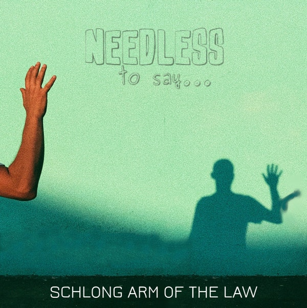 Schlong Arm of the Law Image
