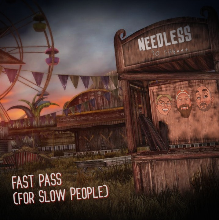 Fast Pass (for Slow People)