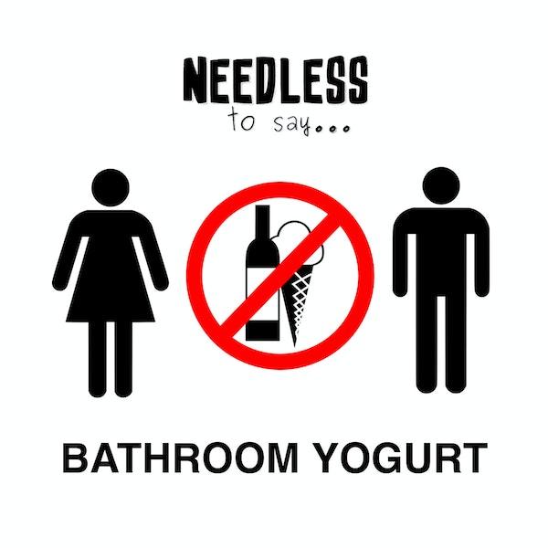 Bathroom Yogurt Image