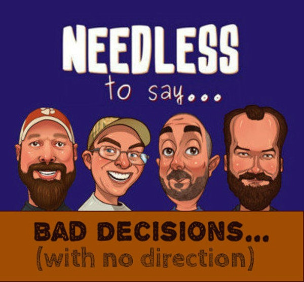 Bad Decisions with No Direction Image
