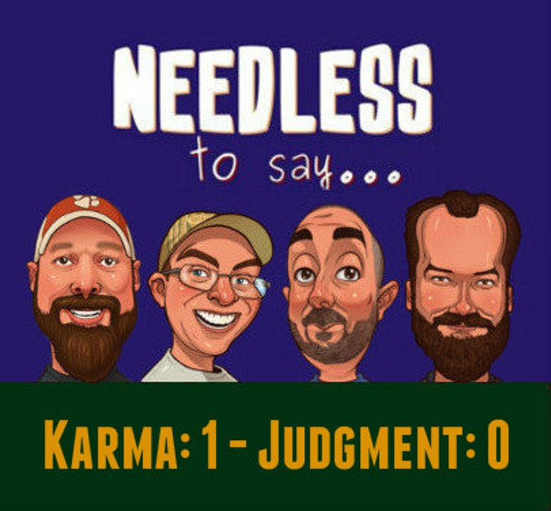 Karma: 1 - Judgment: 0