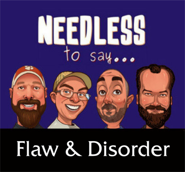 Flaw and Disorder Image