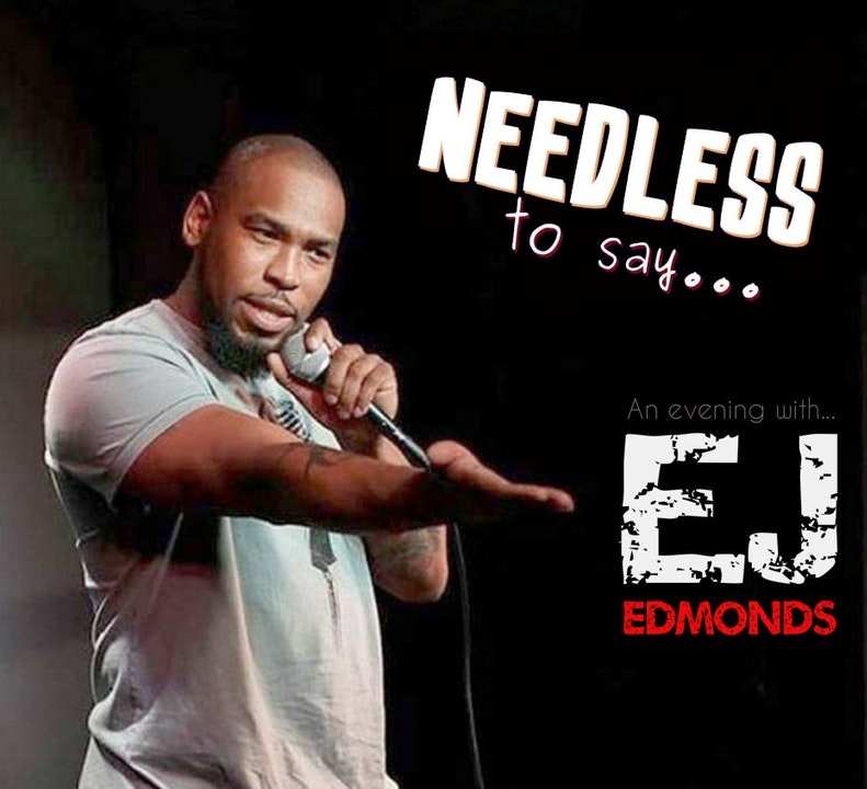 An Evening with Comedian EJ Edmonds