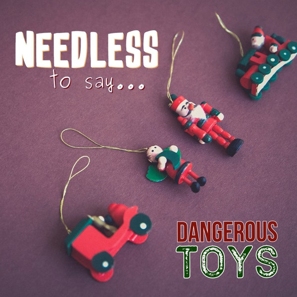Dangerous Toys Image