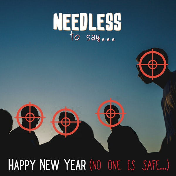 Happy New Year (no one is safe...) Image