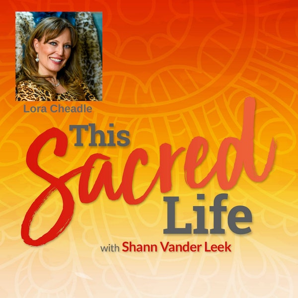 Drop your cover and reveal your smart, sexy and spiritual self with Lora Cheadle
