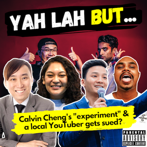 """YLB #106 - Calvin Cheng's """"social experiment"""" on Facebook & local YouTuber gets """"sued"""" by a """"marketing guru""""?"""