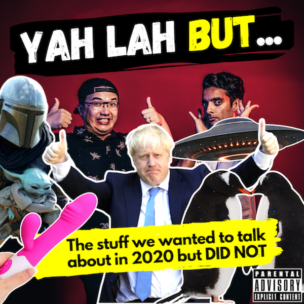 YLB #115 - News in 2020 we wanted to talk about but DIDN'T