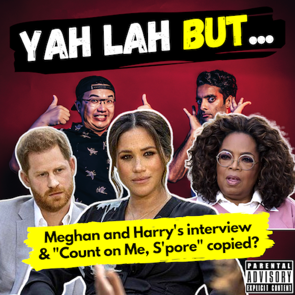 """YLB #139 - Why Oprah's interview with Meghan and Harry is so polarizing & """"Count on me, S'pore"""" copied in India"""