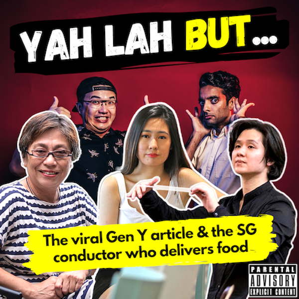 """YLB #140 - The controversial """"woke"""" article by Bertha Henson's student & the SG music conductor from Russia who now delivers food"""