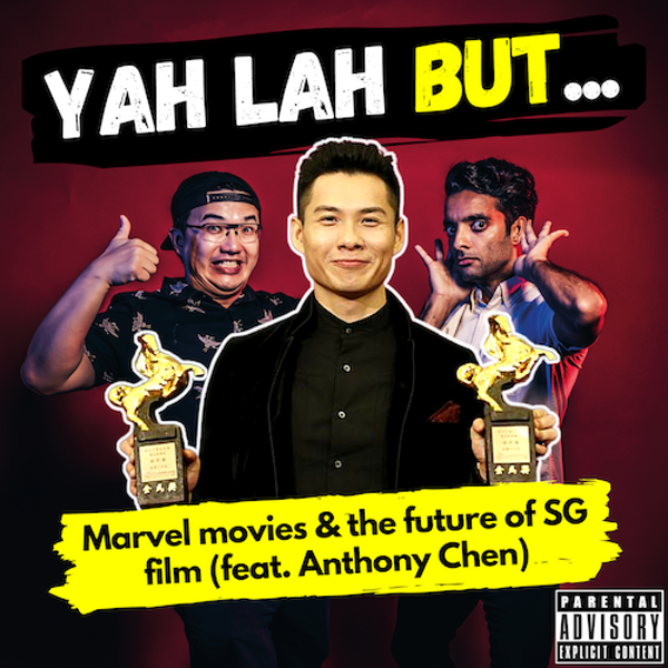 YLB #141 - Anthony Chen on directing a Marvel movie, awards acceptance speeches & the future of film in Singapore