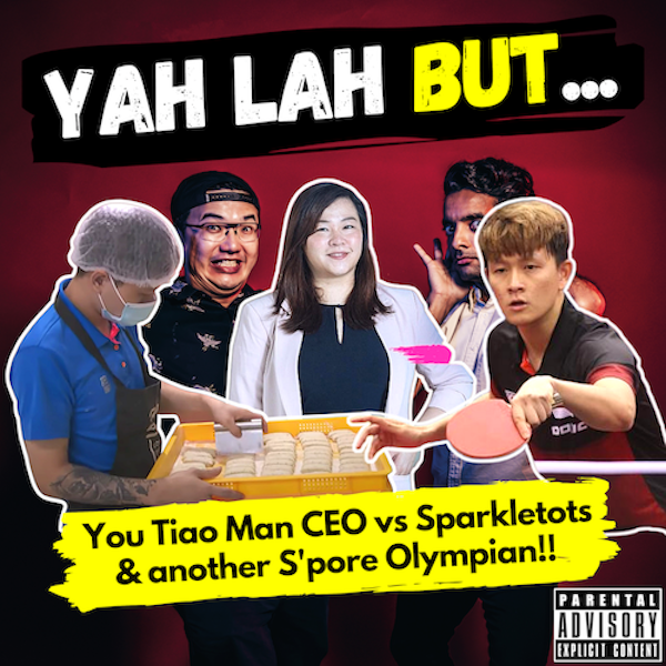 YLB #142 - CEO of You Tiao Man replies to angry Sparkletots email about tattoos & the first SG-born table tennis Olympian