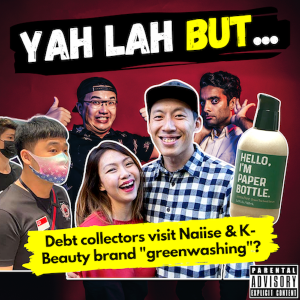 """YLB #149 - Naiise visited by debt collectors on their last day of business & K-beauty brand Innisfree accused of """"greenwashing"""""""