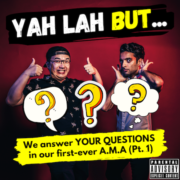 YLB #150 - Our first-ever ASK-ME-ANYTHING where we answer your BURNING questions (Part 1)