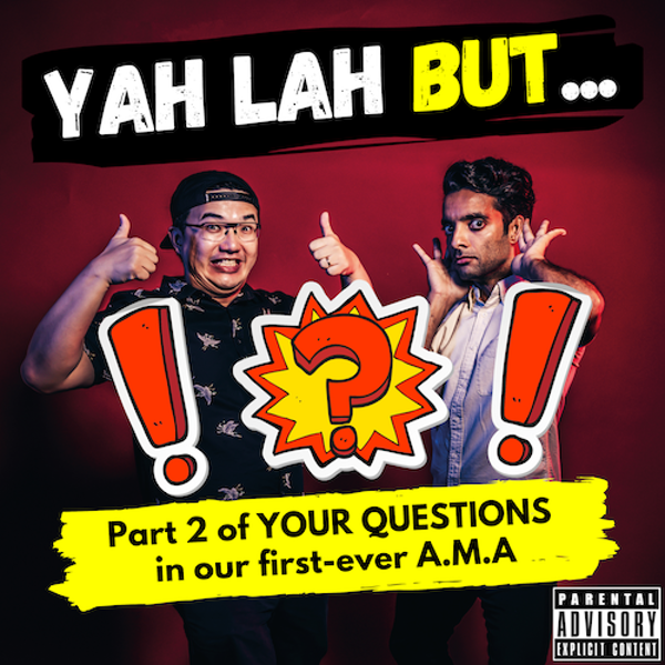 YLB #155 - Our ASK-ME-ANYTHING episode (Pt. 2) where we answer more BURNING questions