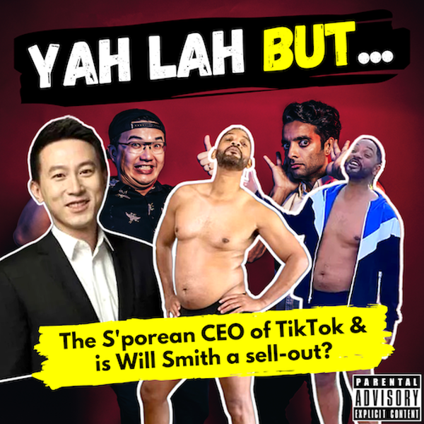 YLB #156 - The new S'porean CEO of TikTok & is Will Smith a SELL OUT?