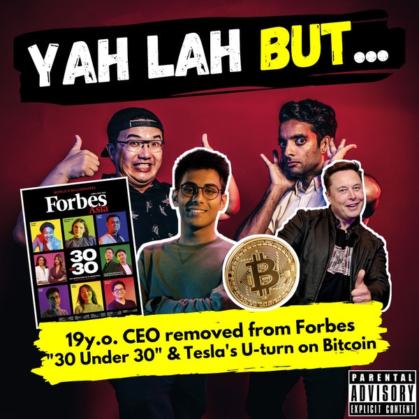 YLB #158 - Harsh Dalal's removal from Forbes 30 Under 30 & Tesla's U-turn on Bitcoin