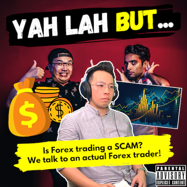 #166 - Is Forex trading a SCAM? We talk to a Forex Trader so you don't have to