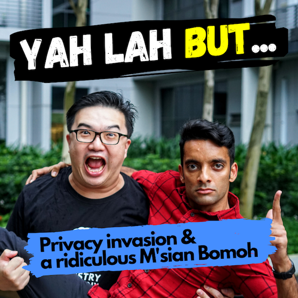YLB #41 - SG's invasion of privacy shocks the New York Times and Malaysia's Bomoh is back (and still ridiculous)