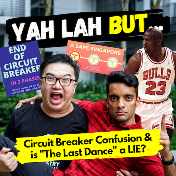 """YLB #54 - The confusion of the CB exit plan & could Netflix's """"Last Dance"""" be more lies than truth?"""