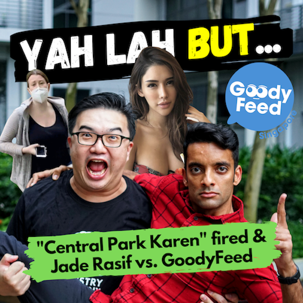"""YLB #56 - Is it fair for the """"Central Park Karen"""" to lose her job and why Jade Rasif called out GoodyFeed for their """"sexist article"""""""