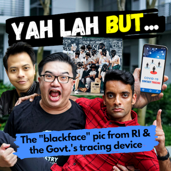 """YLB #58 - A """"blackface"""" photo taken at RI stirs controversy & the Govt wants to track us all with wearable devices"""