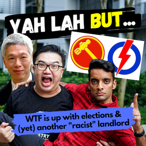 YLB #63 - WTF is happening with the Elections & another homeowner rejects an Indian tenant