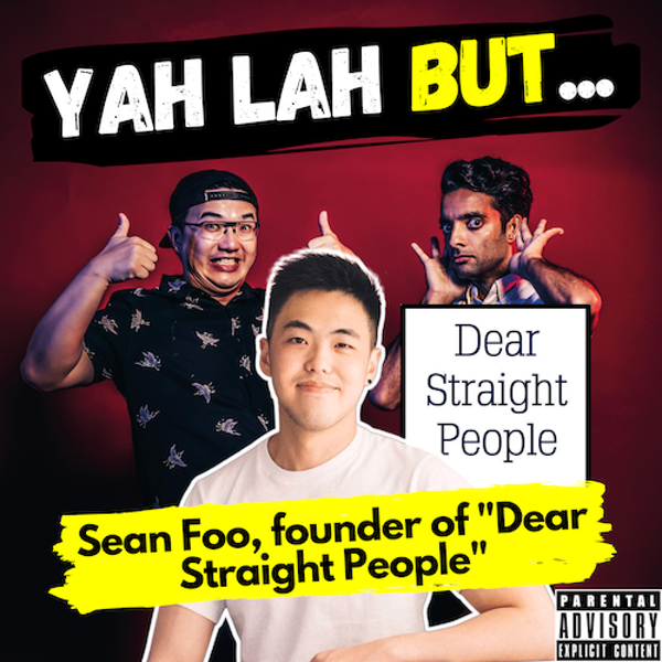 YLB #85 - A gay man's thoughts on TrueLove.Is and other LGBTQ+ issues, feat. Sean Foo