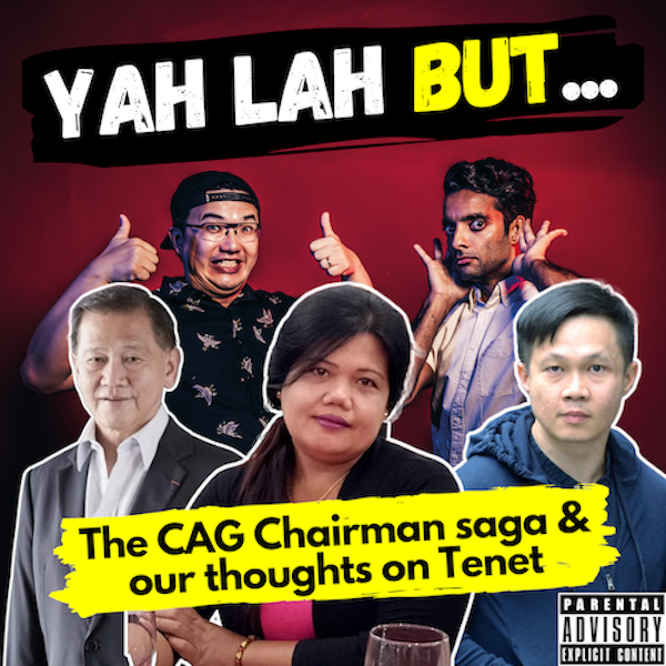 YLB #91 - Changi Airport Group's Liew Mun Leong vs Parti & our thoughts on Tenet