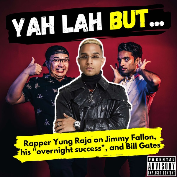 #193 - Rapper Yung Raja on his Jimmy Fallon feature, being an Artist vs. a Sellout, and why Bill Gates rocks