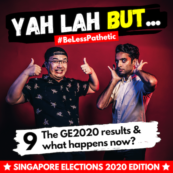 YLB x GE2020 #9 - The GE2020 results and where do we go from here?