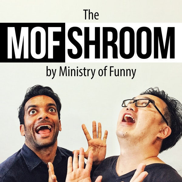 The MOFShroom EP3 - My Grandfather's Road with STICKER LADY