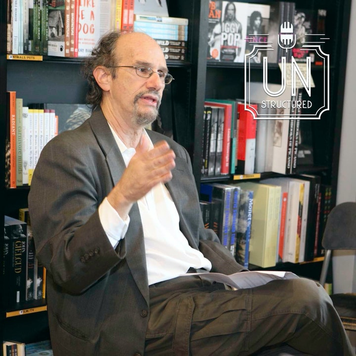 Psychotically Eclectic Author Brad Schreiber