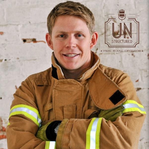 Brent Clayton runs Fire Recruitment Australia