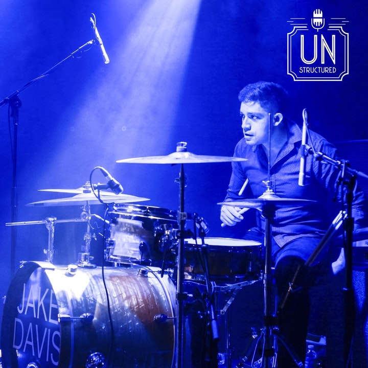 Eddy Barco is a professional session drummer and podcaster